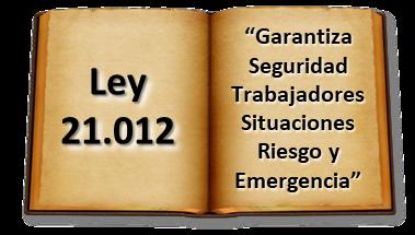 ley 21012